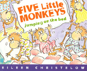 Five-little-monkeys-jumping-on-the-bed