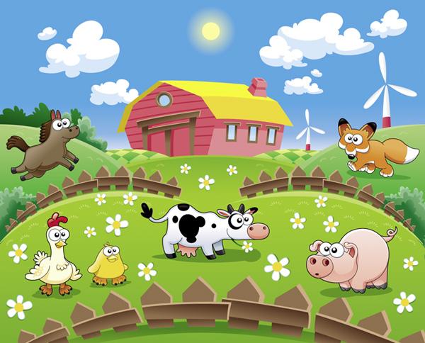 U Rolnika Na Wsi Bajlandia Niepubliczne Przedszkole