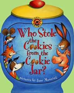 Who stole the cookie
